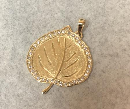 -The Aspen Leaf-